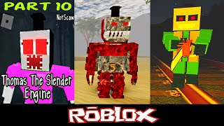 Thomas the Slender Engine ROBLOX Part 10 By NotScaw [Roblox]