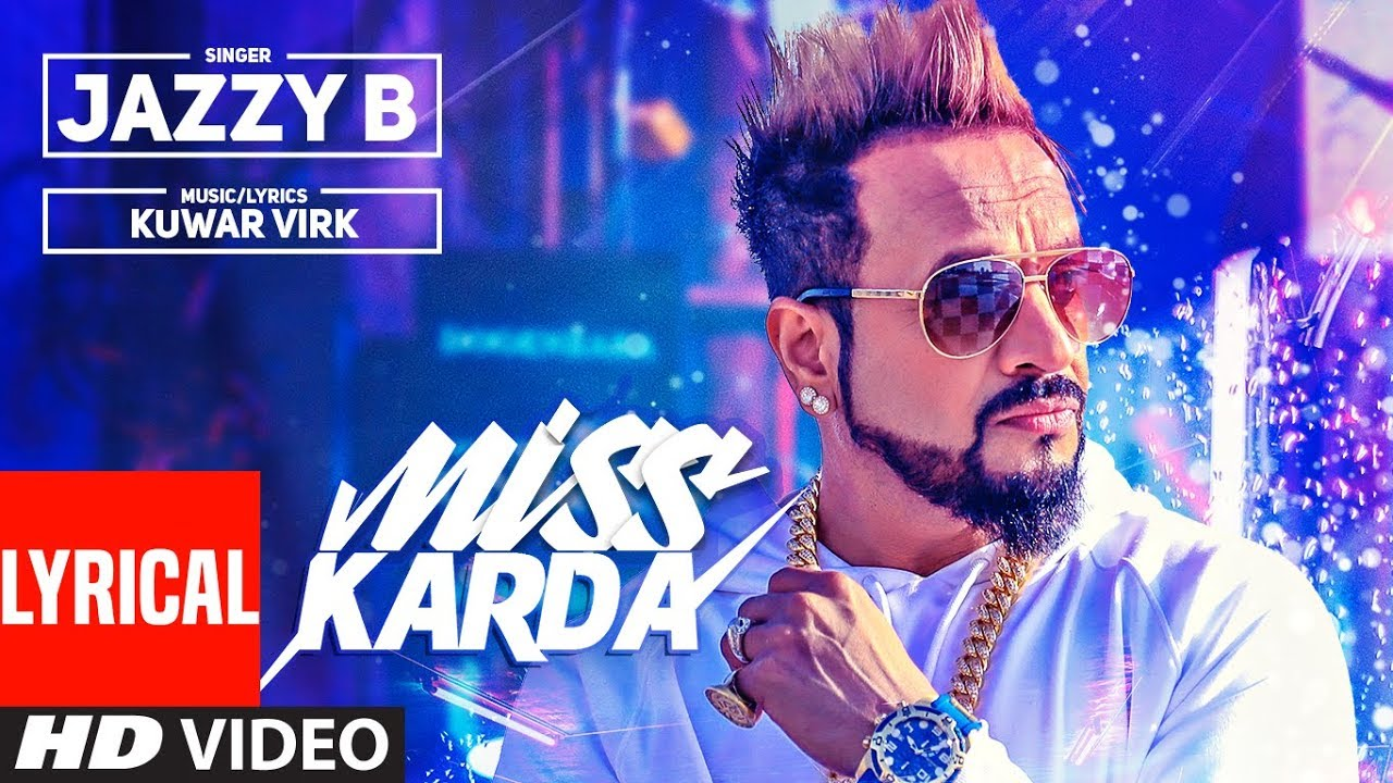 Jazzy B New Pic