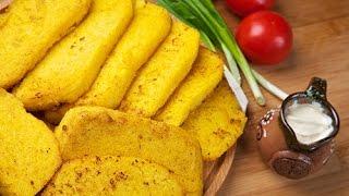 Мамалыга -национальное модавское блюдо.