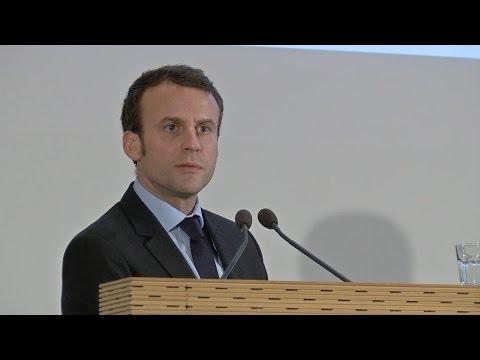 Discours à l'université Humboldt de Berlin |Emmanuel Macron