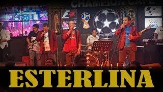 ESTERLINA - D'BELLSING TRIO (Live)