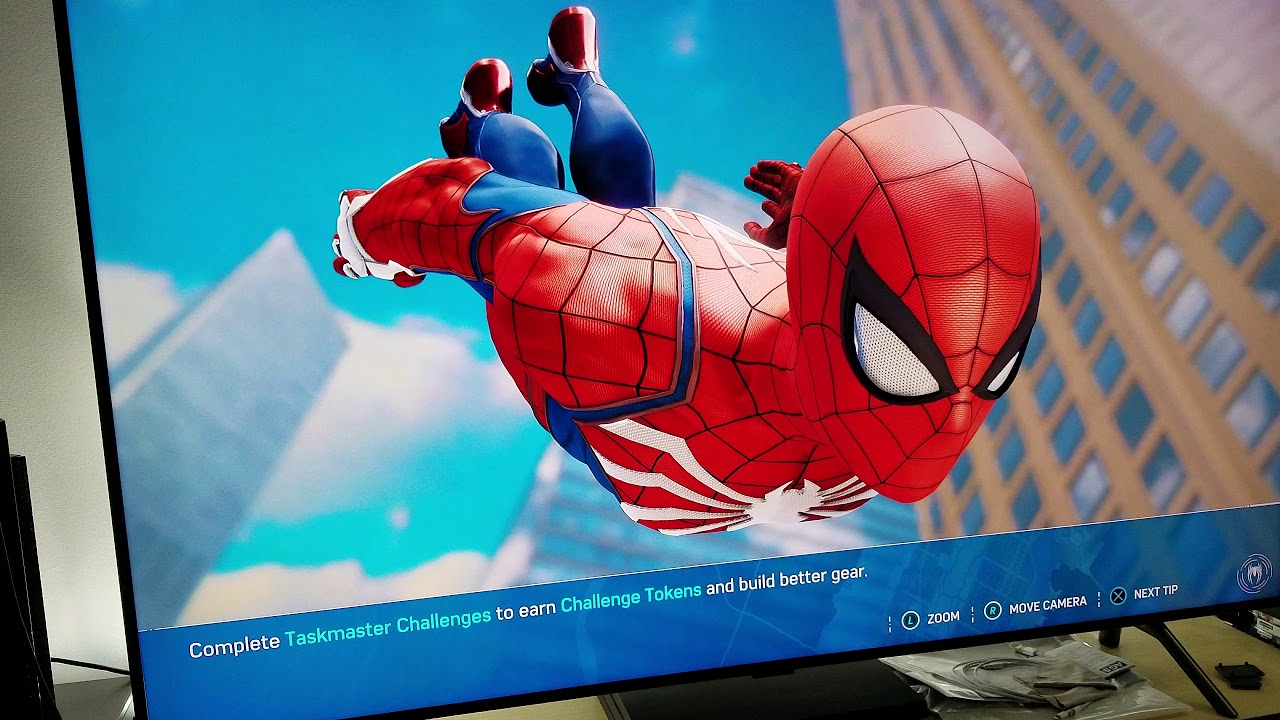 PS4 Pro & Samsung Q8FN New Game Mode Settings