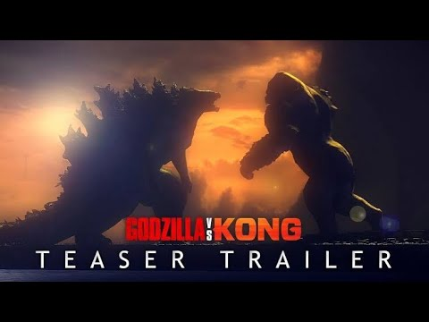 GODZILLA VS KONG Official Trailer (2021) - Fan Made