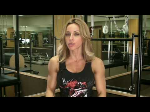 Ava Cowan trains exclusively at Pompano Fitness