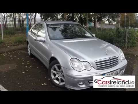 Mercedes-Benz C-Class 2000 - 2007 review| CarsIreland.ie