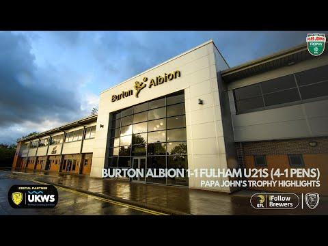 Burton Fulham U-21 Match Highlights