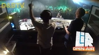 Optiv & BTK - Let It Roll Open Air 2013 (Virus Recordings)