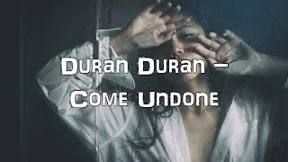 Duran Duran - Come Undone [Acoustic Cover.Lyrics.Karaoke]