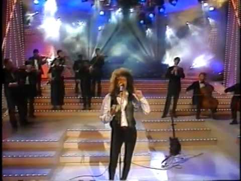 BRIAN MAY SINGS TOO MUCH LOVE WILL KILL YOU IN GERMAN TV 1992 HQ