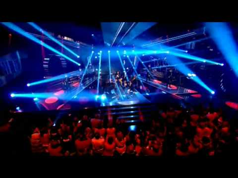 Alesha Dixon performs Drummer Boy (LIVE Tonight's The Night 2010) HD