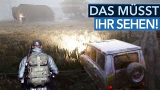 Open-World-Shooter THE DAY BEFORE zeigt massig Gameplay! - Trailer-Rotation