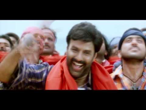 Maharadhi Movie -  Ottuvesi Chepputhunna Nenukuda Laboure Video Song | Blakrishna,Sneha,Kovai Sarala