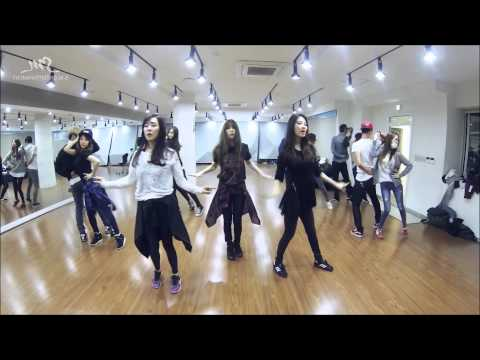 開始Youtube練舞:Mr.Mr-Girls Generation | 個人自學MV