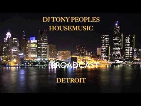 Dj tony peoples housemusic old school detroit doovi for Detroit house music