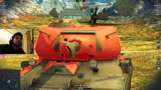 WoT Blitz - Открыл контейнеры на Евросервере и Школьник с Телефоном- World of Tanks Blitz (WoTB)