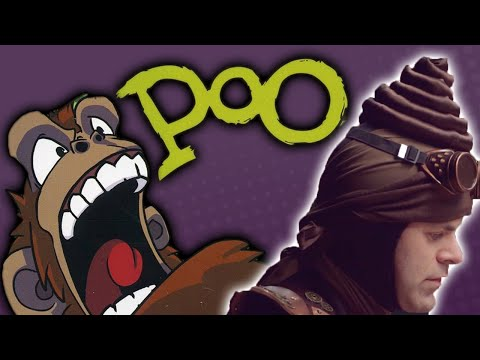POO! - With Friends! - Table Flip