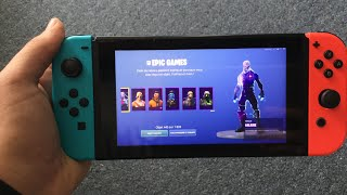 [SWITCH] DÉBLOQUER ALL SKINS, DANSES and FORTNITE PIOCHES...? (Explanation By VoDkaRoz77)