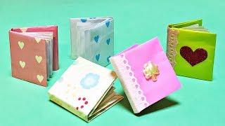 【折り紙】1枚でできる本の折り方【音声解説あり】origami book 新学期シリーズ#2 thumbnail