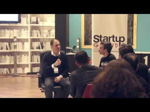 Startup Grind Athens Hosts Nikos Kakavoulis (Daily Secret)