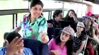 Kalla Masti On The Way - Picnic Song - Guru Pournima Marathi Movie - Sai Tamhankar
