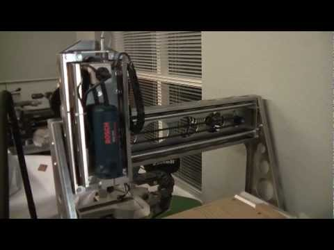 Cnc Router Belt Drive Youtube