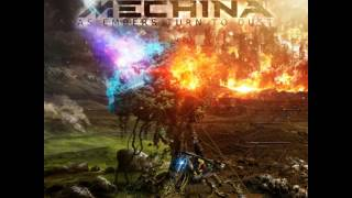 Mechina Aetherion Rain The Synesthesia Signal