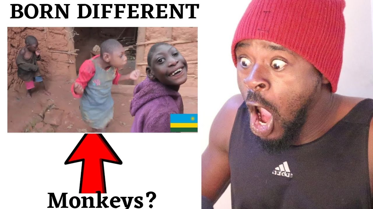 BORN DIFFERENT - Bullies call Them Monkeys | REACTION.