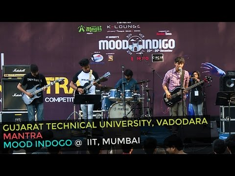 Soulful Hindi Band Performance by Gujarat Technological University Students | Mecca 2016