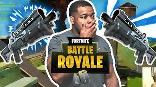 Fortnite Battle Royale MOST POWERFUL SHOTGUN SHOT! FORTNITE GAMEPLAY