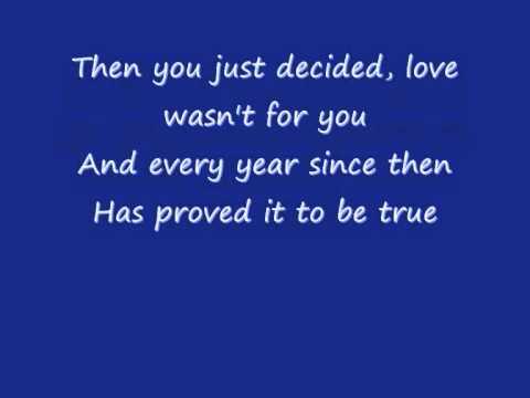 First Aid Kit Blue Lyrics