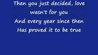 First Aid Kit Blue Lyrics