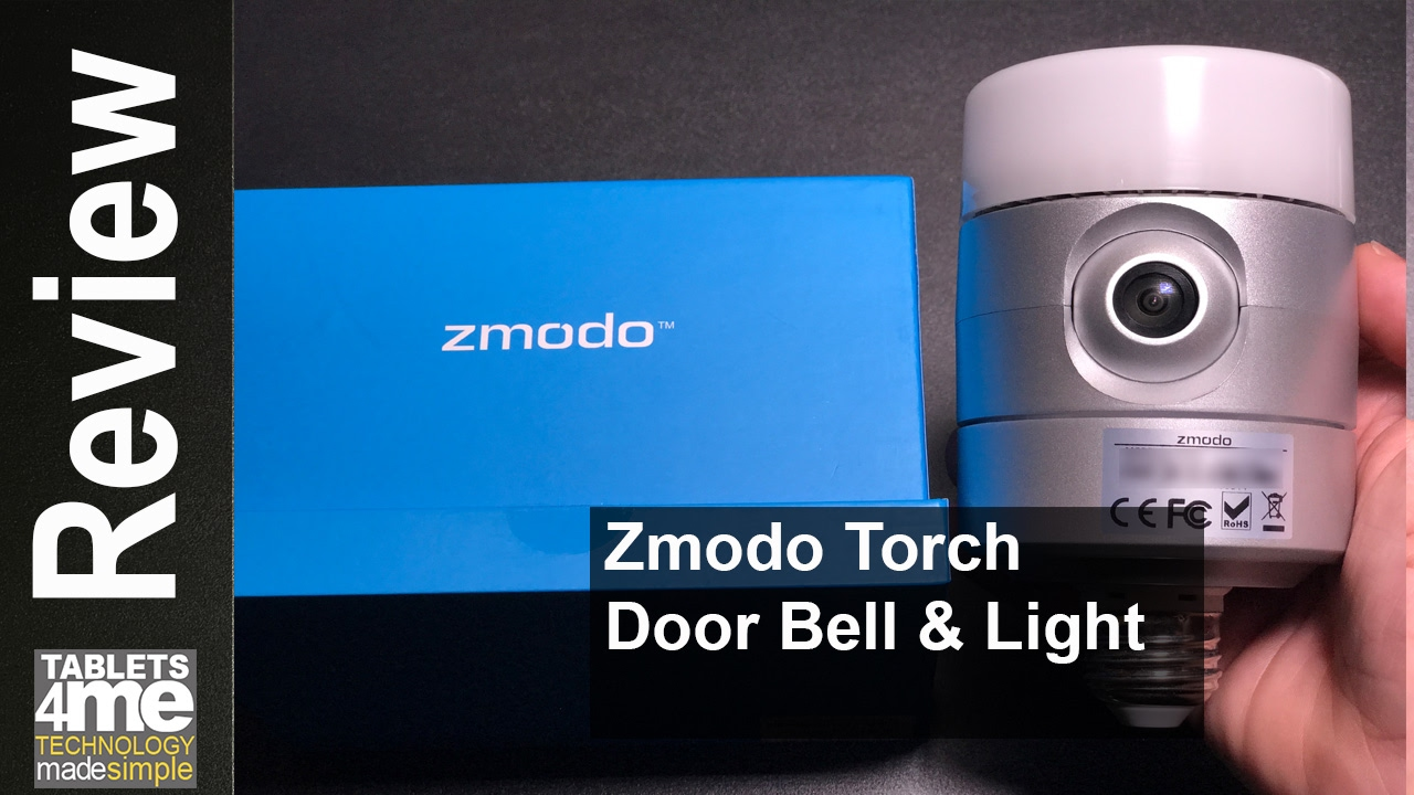Zmodo Torch Review Amp Install If You Can Install A Light