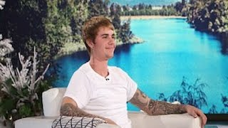 Justin Bieber Reveals Who He's Dating & Whether He's Been On Tinder