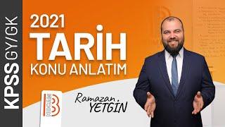 104)Ramazan YETGİN-Çağdaş Türk Dünya Tarihi/Yumuşama Dönemi - VI (2021)