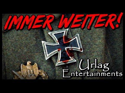 'IMMER WEITER!' -