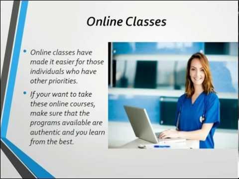 Free online CNA classes   CNA online courses