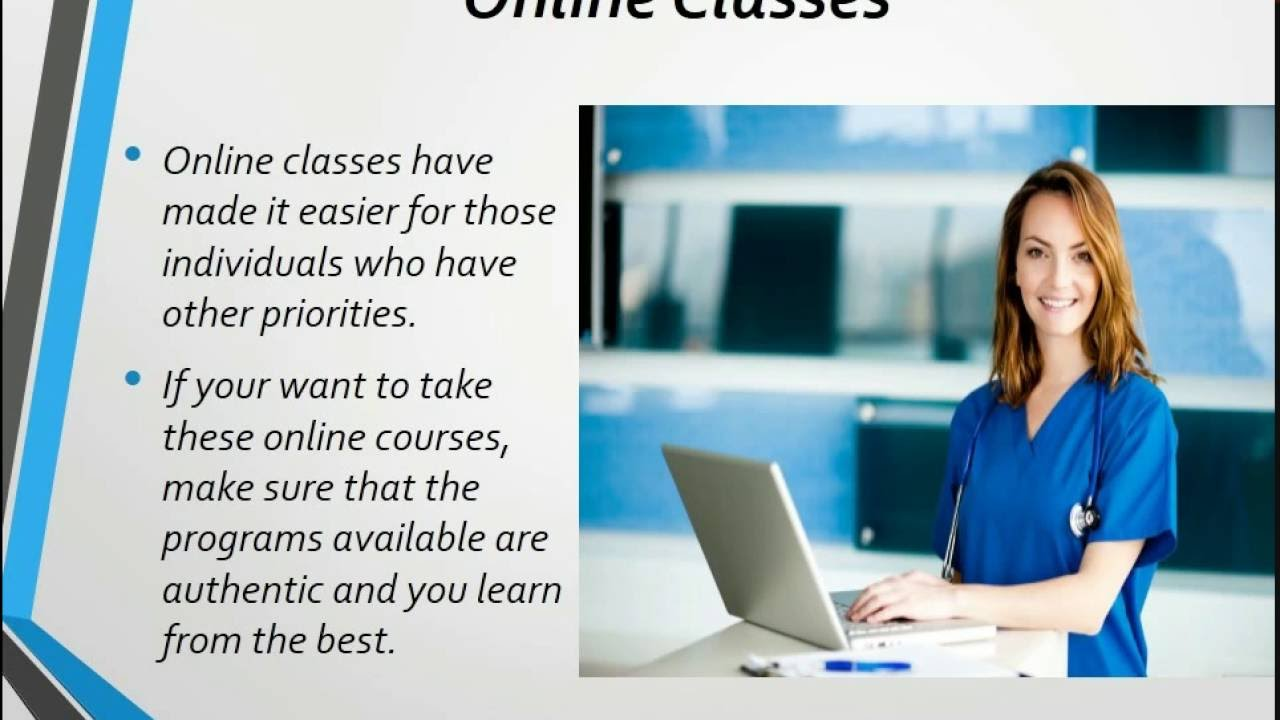 Free online CNA classes   CNA online courses - YouTube