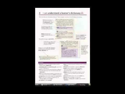 Oxford word skill Intermediate 3 - YouTube