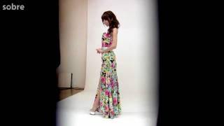ソブレガールズ2012年springの新作ドレスを動画でご紹介します!【122513】