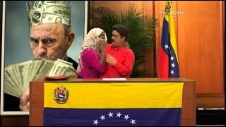 """MADURO Y EL PAPEL SANITARIO,QUE ROLLO """"HUMOR"""""""