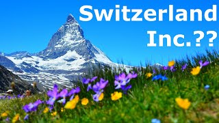 La Svizzera è una CORPORATION?