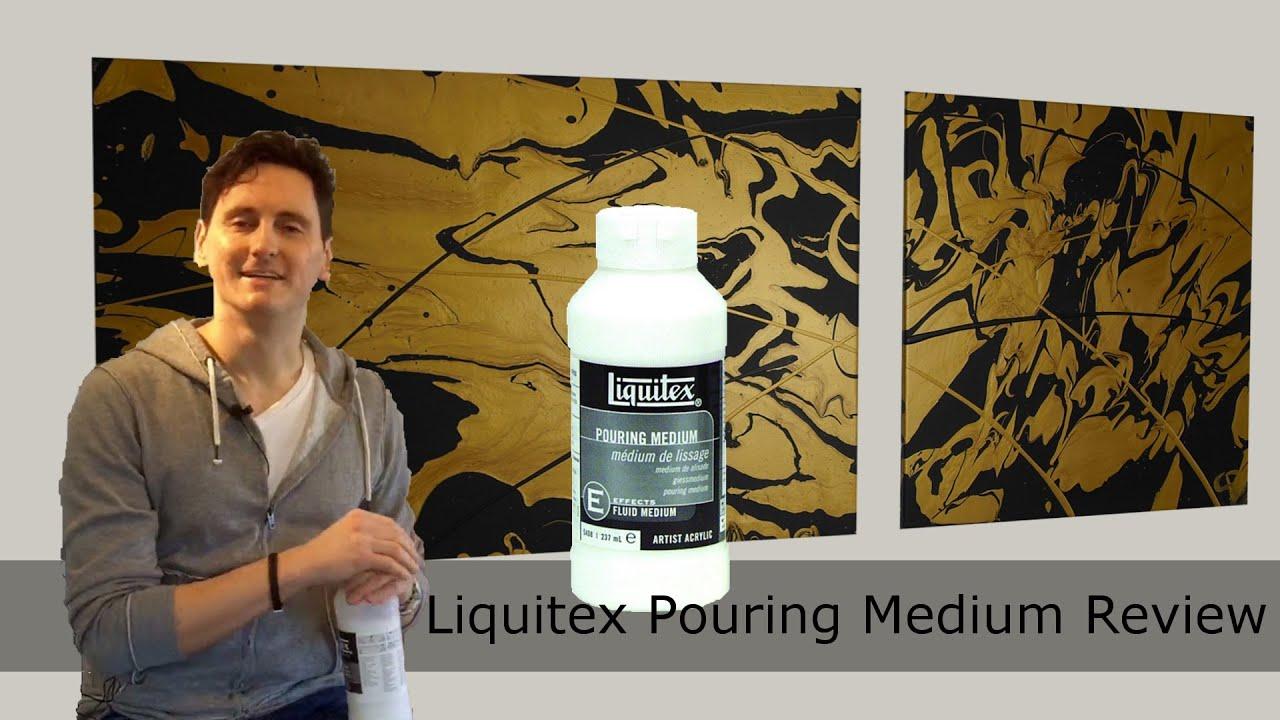 liquitex pouring medium sverige