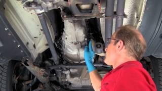 Changing Fluid in BMW Manual Transmission - Under Car Fluid Changes