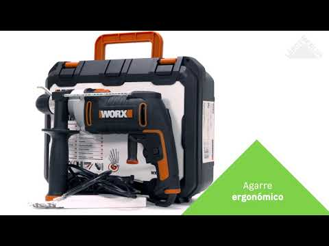 Taladro con cable Worx 810V · LEROY MERLIN