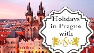 Каникулы в Праге вместе с МСМ (MSM)