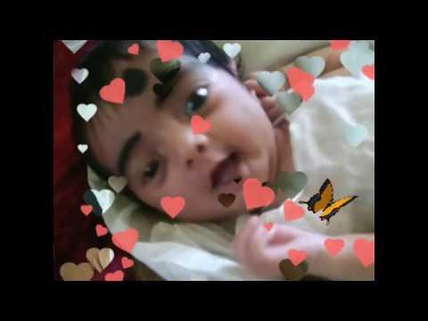 Chundari Vave Chundari Vave.....(Our Little Angel..💕)