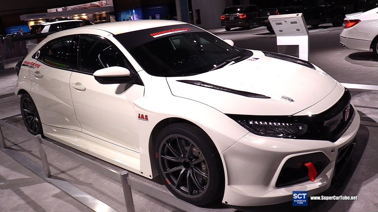 Winterjas Kind 2019.2019 Honda Type R J A S Motorsport Exterior Walkaround 2018 La