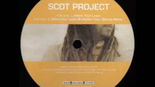 DJ Scott Project - I Want Your Love (A-Side)