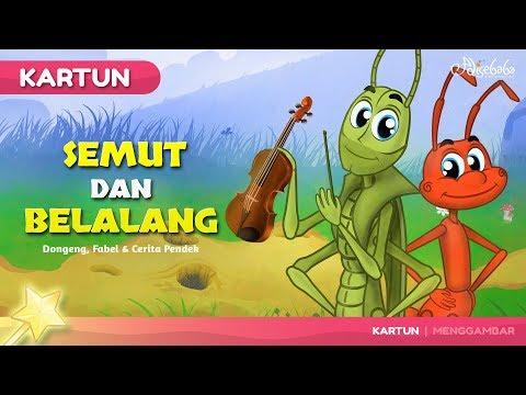 Lagu Video Semut Dan Belalang Kartun Anak Cerita2 Dongeng Bahasa Indonesia - Cerita Untuk Anak Anak Terbaru