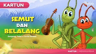 Video Semut dan Belalang | Kartun Anak Anak | Dongeng Bahasa Indonesia - Cerita Anak Anak download MP3, 3GP, MP4, WEBM, AVI, FLV Oktober 2019
